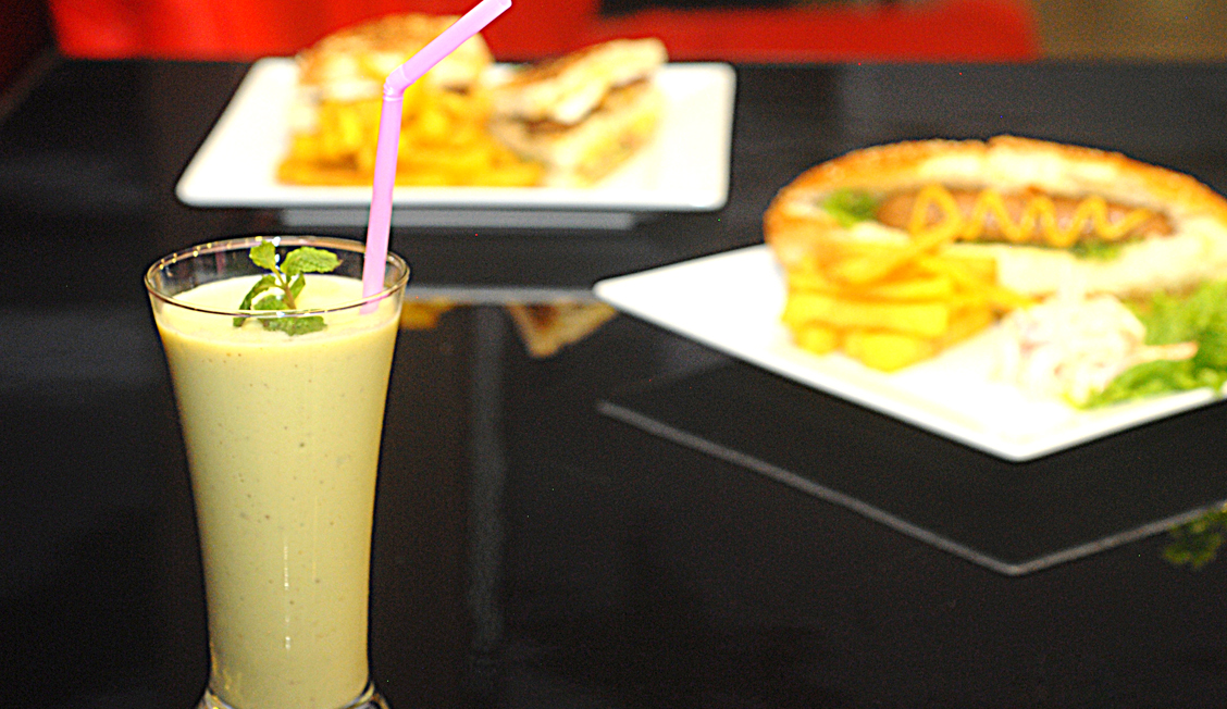Avacado milk shake