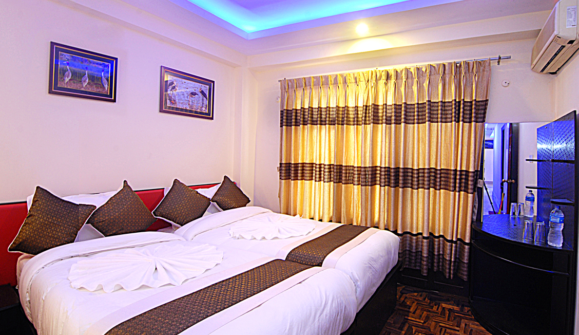 Hotel Gallery - Family Bed Room