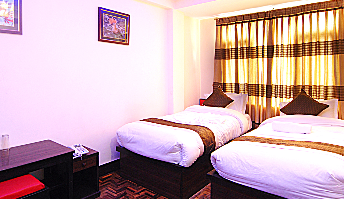 Hotel Gallery - Twin Standard Bed Room